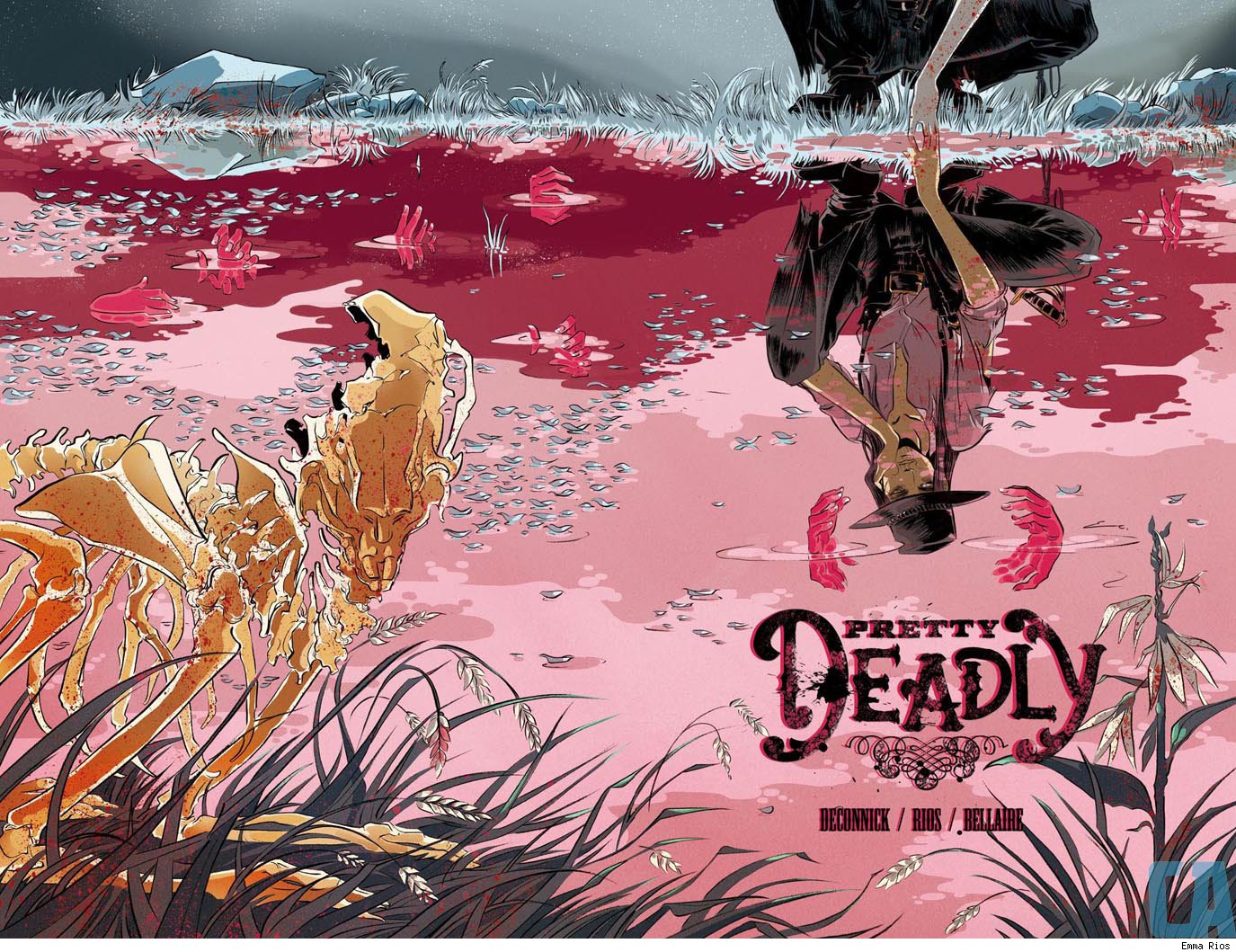 Review: Pretty Deadly