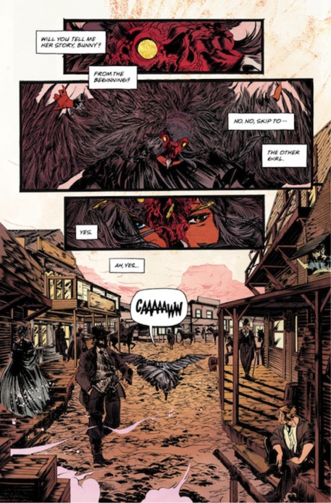 Pretty Deadly 1