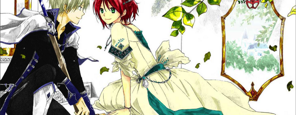 Review: Akagami no Shirayuki-hime